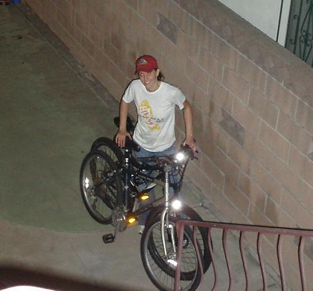 laura bikes