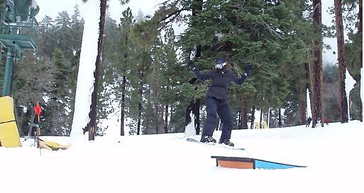 Laura's jump 2