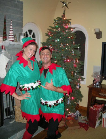 mika and laura elves