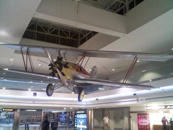 pittsburgh plane