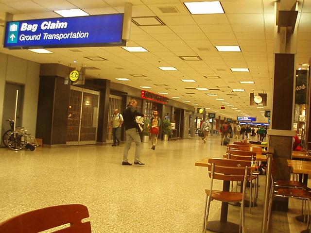 SLC Airport C Gates