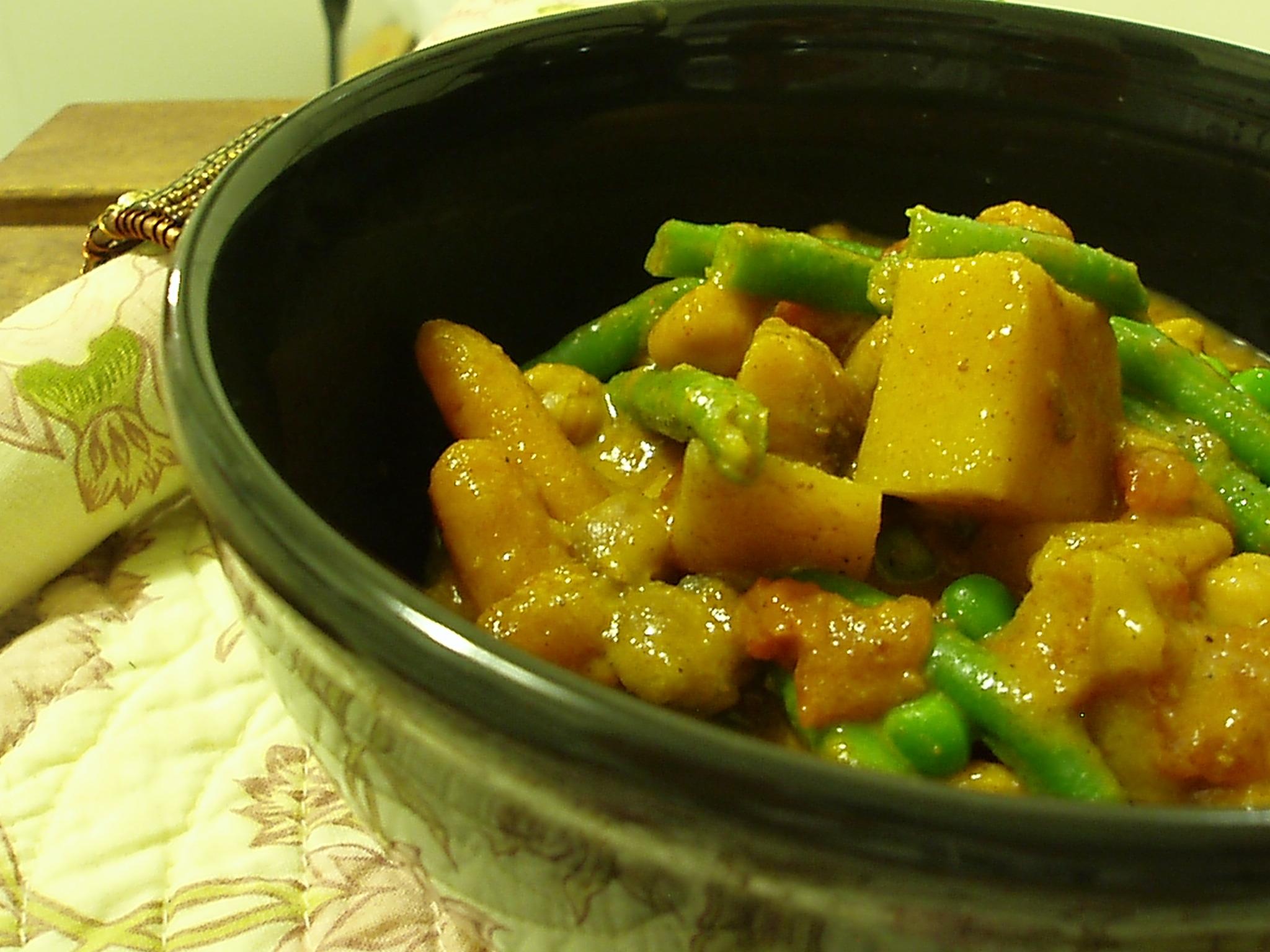 No Hurry Curry