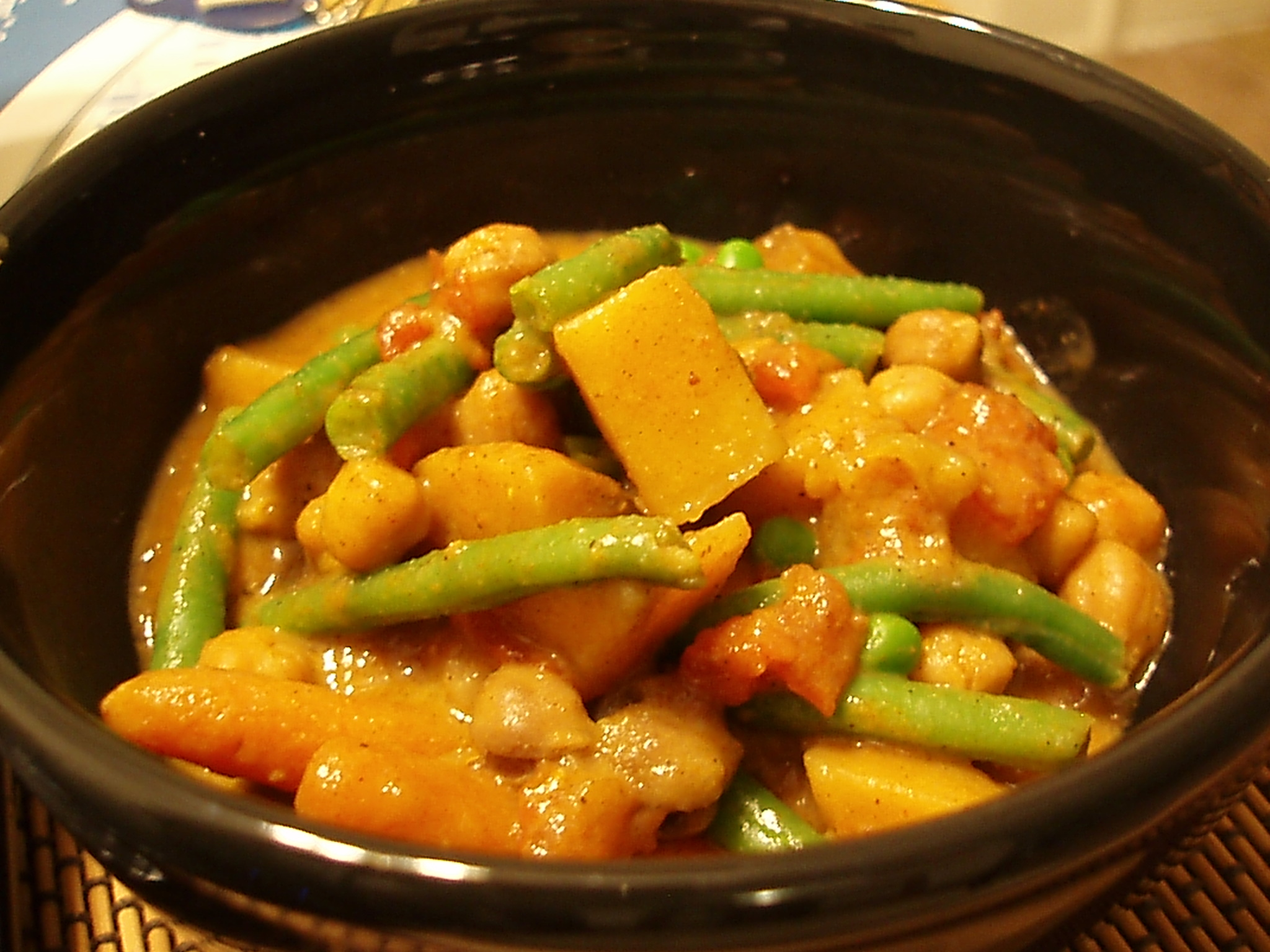 Crock Pot Tuesday Curry