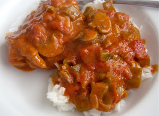 Chicken Paprikash from Lauren
